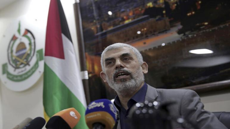 إصابة يحيى السنوار قائد حركة حماس في قطاع غزة بفيروس كورونا