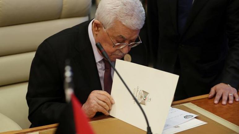 رغم الأزمة الإقتصادية الطاحنة: عباس يقرر زيادة رواتب وزراء السلطة الفلسطينية سرا