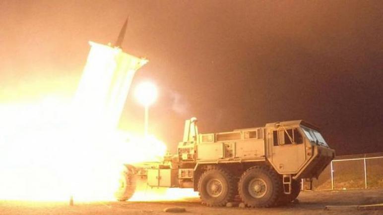 أمريكا تعلن نشرها لنظام صاروخي دفاعي جديد لدى الكيان الإسرائيلي