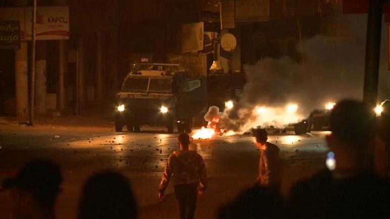 استشهاد فلسطينيان بنيران قوات الكيان الإسرائيلي قرب مدينة نابلس في الضفة الغربية