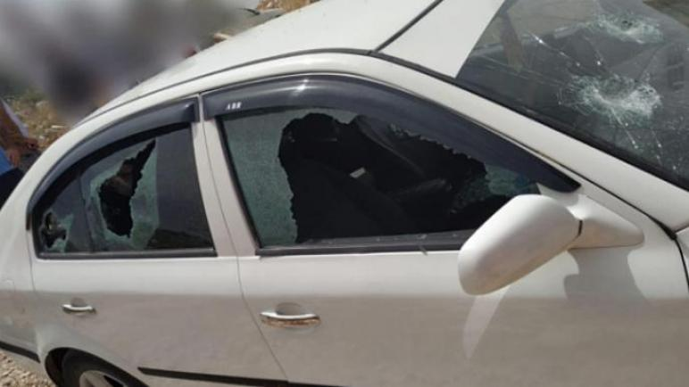 اعتداء مستوطنين على قرية فلسطينية في أول أيام عيد الفطر