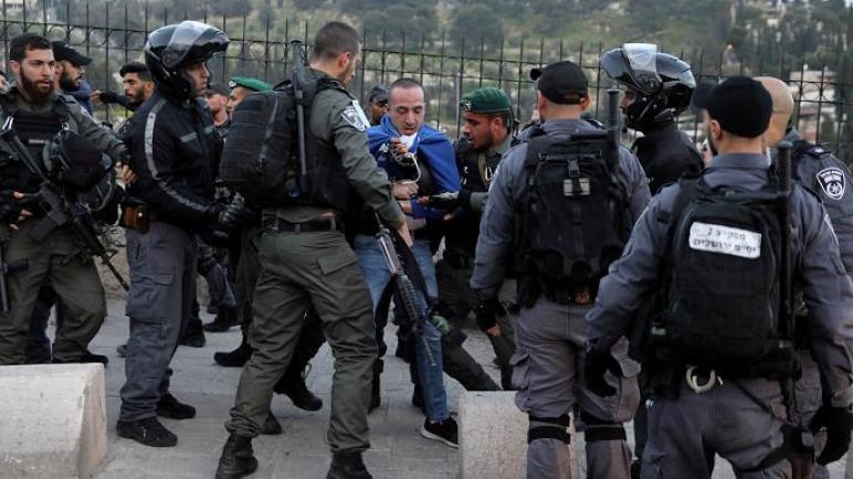 قوات الكيان الإسرائيلي تعتقل 51 فلسطينيا خلال 24 ساعة