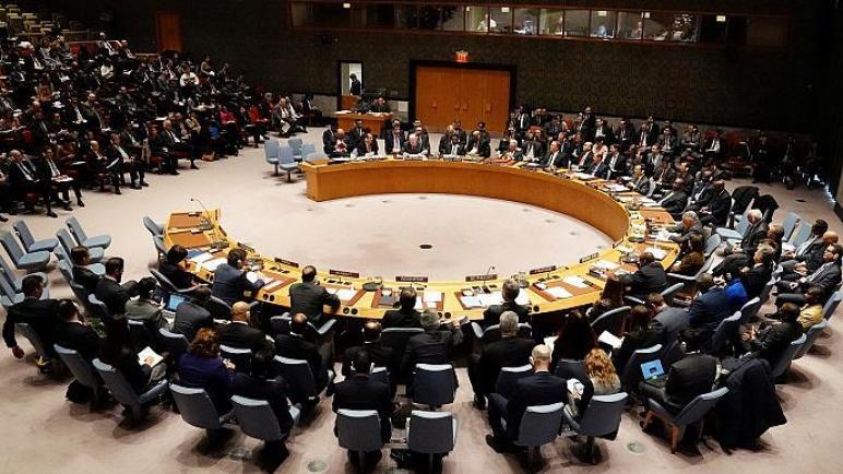 الكيان الإسرائيلي يرفض زيارة وفد من مجلس الأمن الدولي إلى فلسطين