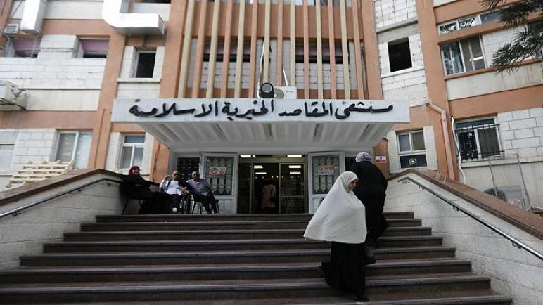 قرب لم شمل أم فلسطينية من غزة برضيعتها في القدس بعد ستة أشهر من ابعادها عنها