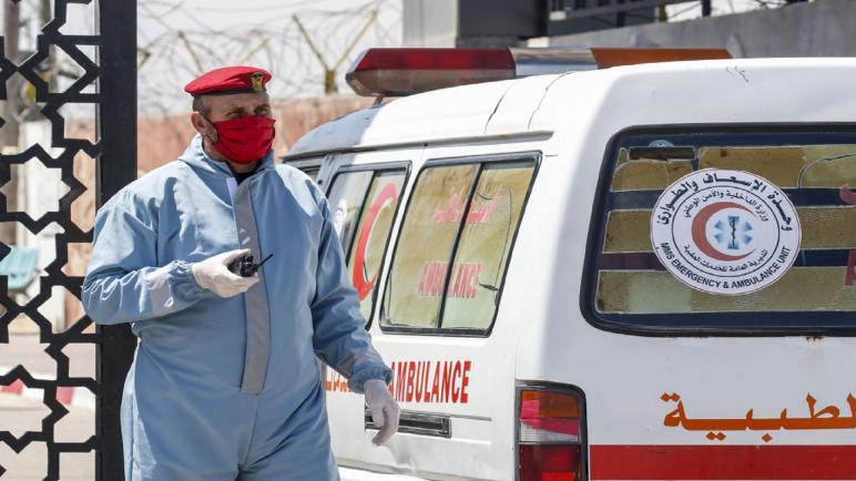 الحكومة الفلسطينية تحذر من الوضع الكارثي بسبب وباء كورونا