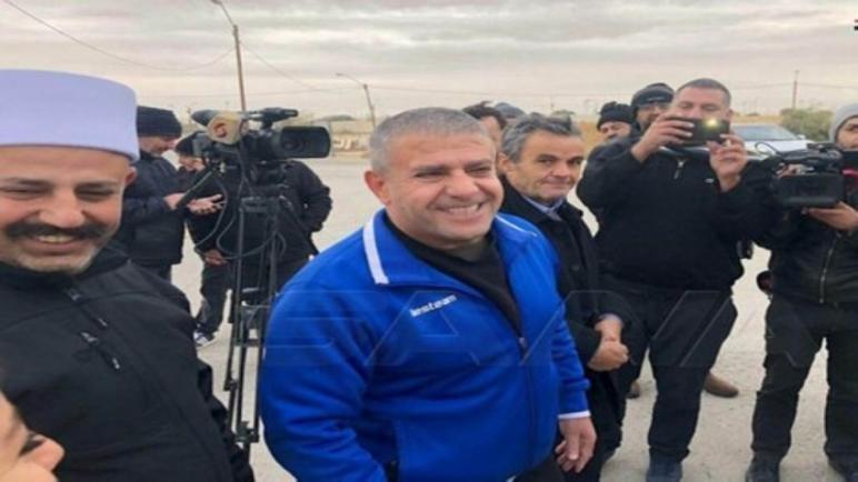 الكيان الإسرائيلي يفرج عن سجينين سوريين لقاء اعادة رفات جندي إسرائيلي