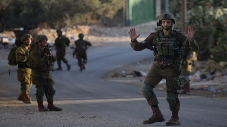 استشهاد طفل فلسطيني برصاص جنود الكيان الإسرائيلي في الضفة الغربية المحتلة