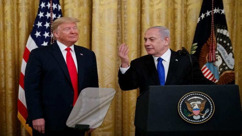 خطة ترامب للسلام: غضب الفلسطينيين و رفض الجامعة العربية وخيبة أمل لدى المستوطنين