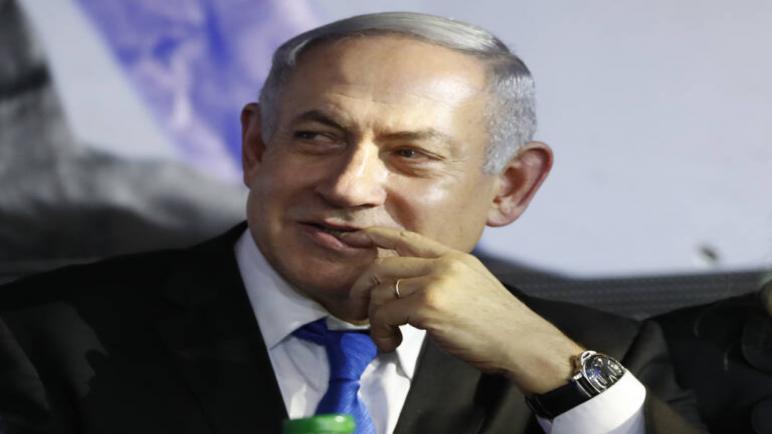 بنيامين نتنياهو يفوز في قيادة حزب الليكود