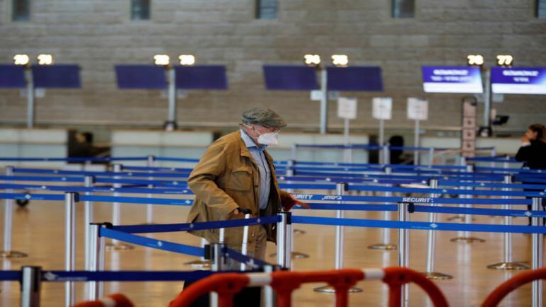 قطاع الفنادق على وشك الإنهيار في الكيان الإسرائيلي: لا يوجد أي سائح قبل عيد الفصح