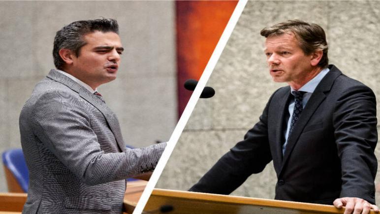 شجار في البرلمان الهولندي بين حزب الإتحاد المسيحي وحزب فكر حول نفوذ السفارة الإسرائيلية على السياسيين في هولندا
