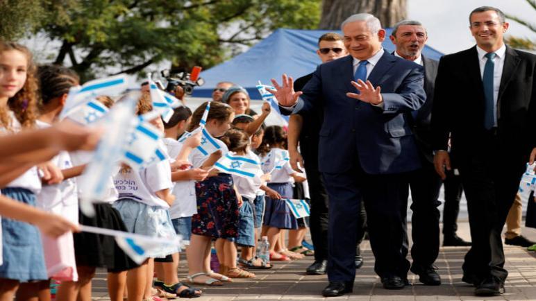 من جديد نتنياهو يعد الناخبين بضم المستوطنات في الضفة الغربية المحتلة