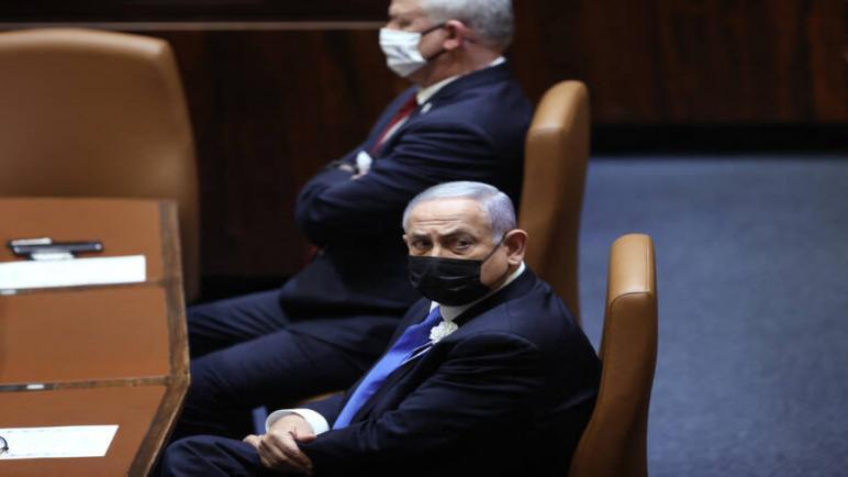 فشل رئيس وزراء الكيان الإسرائيلي نتنياهو في تشكيل الحكومة