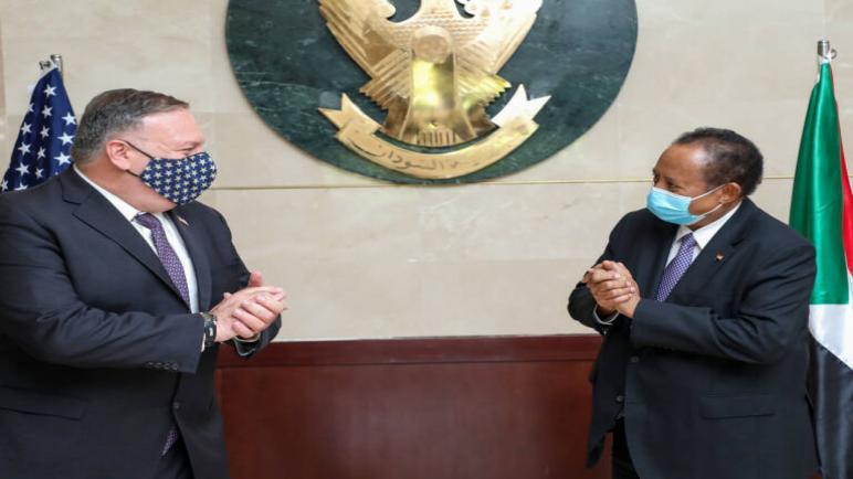 السودان أيضاً ستعقد اتفاقية سلام و تطبيع للعلاقات مع الكيان الإسرائيلي