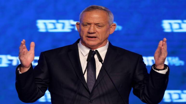 منافس نتنياهو يعترف بالهزيمة في إنتخابات الكيان الإسرائيلي