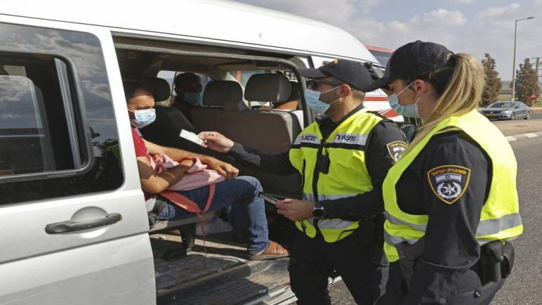 الكيان الإسرائيلي يعتقل أخر اثنين من الأسرى الستة الذين هربوا من سجن شديد الحراسة