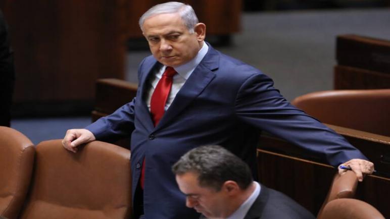 انتخابات جديدة في الكيان الإسرائيلي بعد فشل نتنياهو في تشكيل إئتلاف حكومي