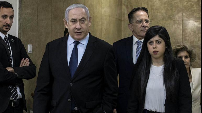 """نتنياهو: قرار التحقيق في جرائم حرب في الأراضي الفلسطينية هو """"نفاق رهيب"""""""