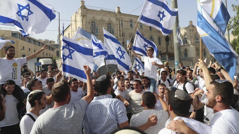 """مسيرة إسرائيلية يمينية متطرفة في القدس الشرقية اليوم الثلاثاء ودعوات """"ليوم غضب"""" فلسطيني"""