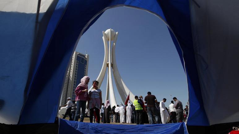 وفد من الكيان الإسرائيلي يشارك في مؤتمر للأمن والسلامة في البحرين
