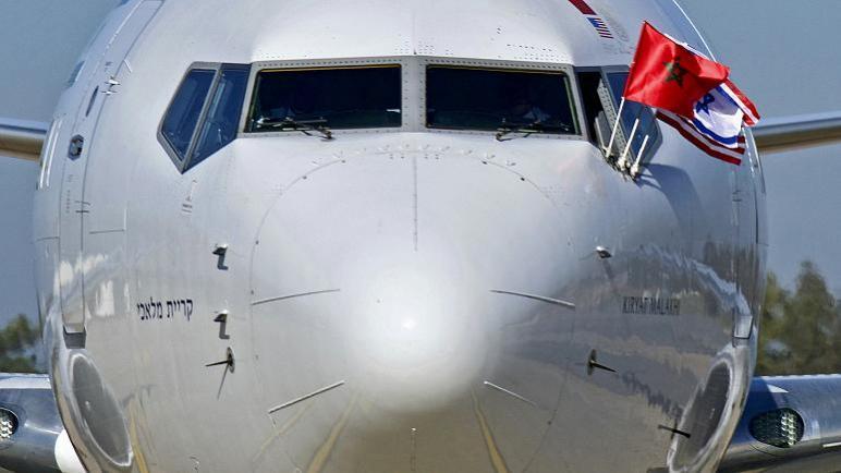 إطلاق خط طيران مباشر بين المغرب والكيان الإسرائيلي في شهر يوليو القادم