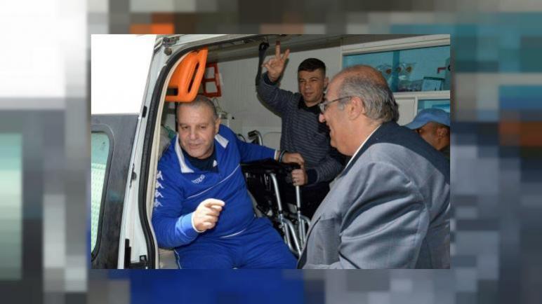 الكيان الإسرائيلي يفرج عن معتقلين سوريين مقابل رفات الجندي الإسرائيلي