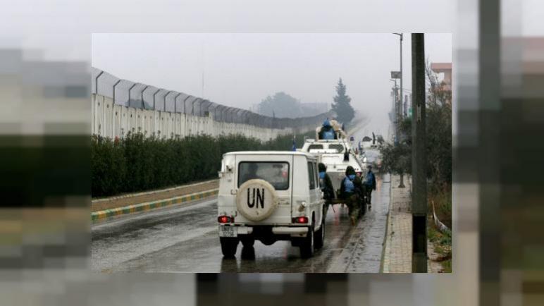 """الأمم المتحدة تؤكد وجود نفق في اسرائيل """"الأراضي المحتلة"""" قرب الحدود اللبنانية"""
