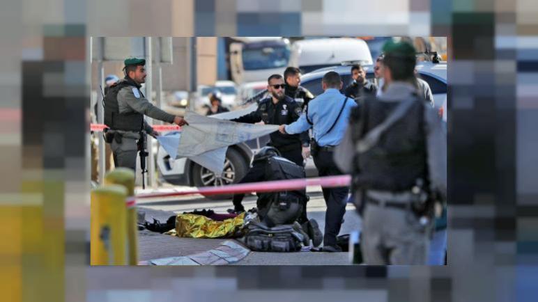 استشهاد امرأة فلسطينية بنيران الشرطة الإسرائيلية صباح اليوم الأربعاء على حدود القدس الشرقية
