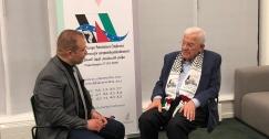 """""""Epal"""" يجري سلسلة لقاءات إعلامية ضمن مؤتمر فلسطينيي أوروبا السابع عشر بالدنمارك"""