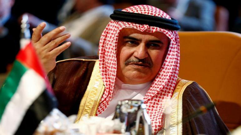 وزير خارجية البحرين يدافع عن قرار أستراليا الاعتراف بالقدس الغربية عاصمة لإسرائيل