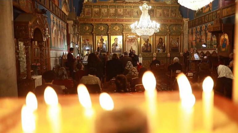 مسيحيو غزة – الإحتفال بالميلاد لمن استطاع إليه سبيلا