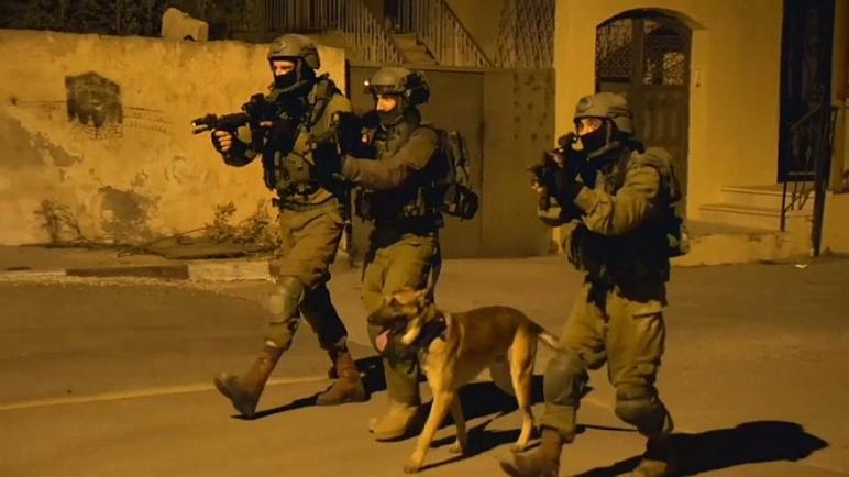 شاهد: هكذا يقتحم الجيش الإسرائيلي المدن والبيوت الفلسطينية للقبض على مطلوبين