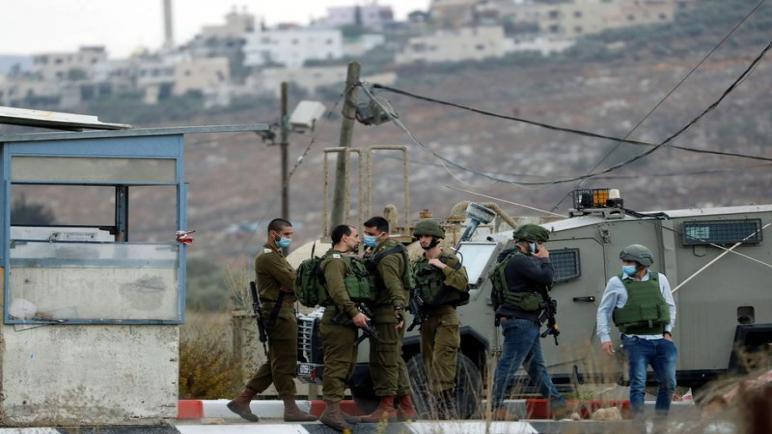 إستشهاد شاب فلسطيني برصاص قوات الإحتلال الإسرائيلي في الضفة الغربية