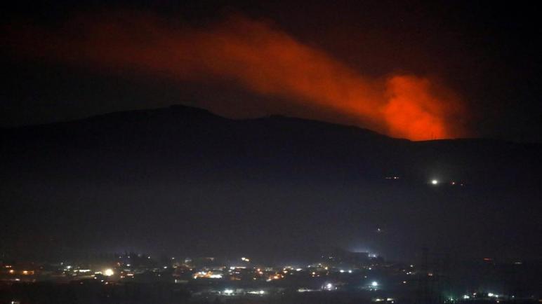 روسيا: الدفاعات الجوية السورية دمرت 14 من 16 صاروخا إسرائيليا ليلة البارحة الثلاثاء