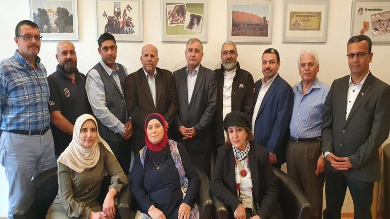 مبادرة فلسطينيي أوروبا للعمل الوطني تستعرض المخاطر التي تتهدد القضية الوطنية وتعلن عن نشاطها السنوي الأول