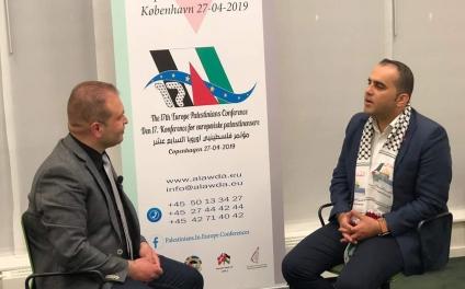 مقابلة خاصة مع الإعلامي الفلسطيني تامر المسحال