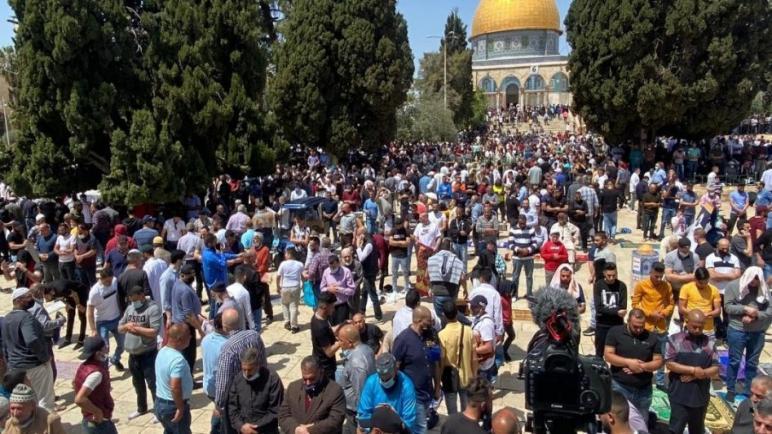 مؤتمر فلسطينيي أوروبا: نقف إلى جانب أهلنا في القدسِ عاصمة فلسطين ونعتبر انتفاضتهم وسام شرف في زمنِ التطبيع
