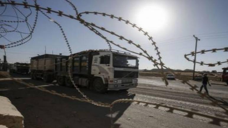 الكيان الإسرائيلي يسمح بإدخال حافلات نقل وقوارب صيد إلى قطاع غزة