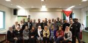 الإعلان عن تشكيل تجمع المعلمين الفلسطينيين في هولندا من العاصمة أمستردام