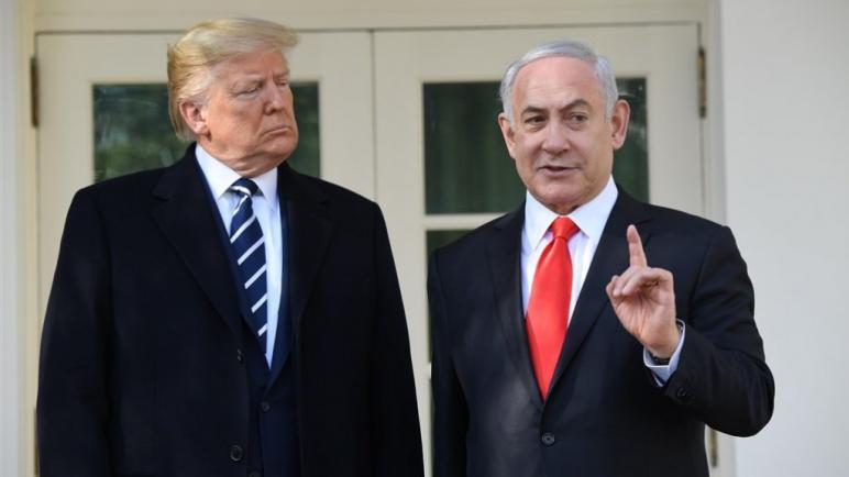 """ترامب سيقدم خطته """"إتفاقية القرن"""" للسلام في الشرق الأوسط: إسرائيل هي المستفيدة الوحيدة ويتم حصر الفلسطينيين في الزاوية"""