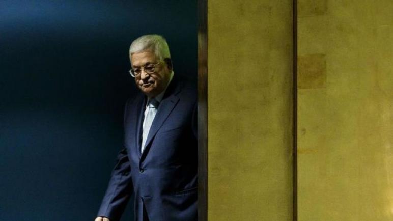 الرئيس الفلسطيني محمود عباس قال أنه سيحل المجلس التشريعي الفلسطيني قريبا