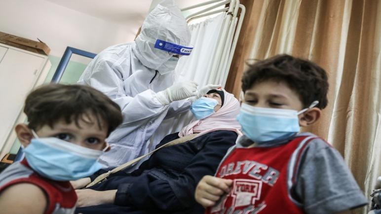 منظمة الصحة العالمية تحذر من انهيار النظام الصحي في غزة بسبب فيروس كورونا