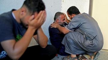 شهيد وعشرات الإصابات برصاص الإحتلال الإسرائيلي شرق غزة