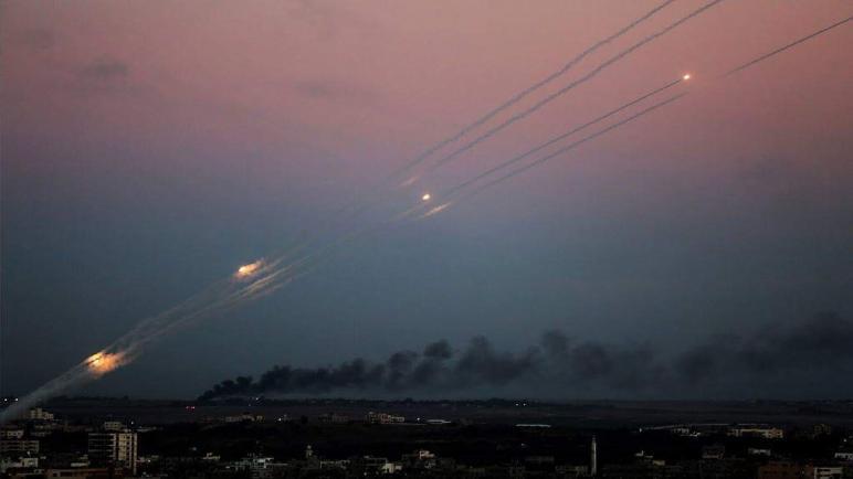 الفرنسية Lefigaro – وقف اطلاق النار بين اسرائيل و حماس عقب التصعيد الأكثر عنفا منذ عام 2014