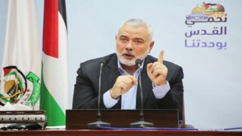 تدين حماس المذبحة التي ارتكبتها إسرائيل بحق الفلسطينيين وتنتظر النهاية الوشيكة لهذا الكيان