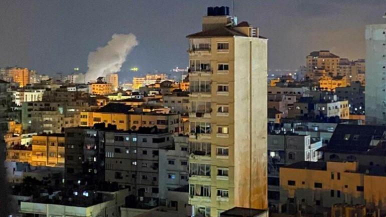 احتفل الكيان الإسرائيلي باتفاق السلام مع الإمارات بقصف فلسطين لعدة أيام