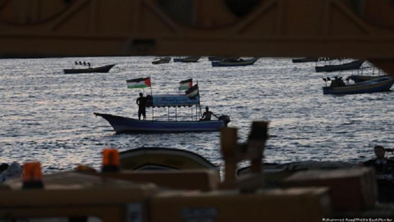 بحرية الكيان الإسرائيلي تطلق النار على الصيادين في غزة لليوم الثاني على التوالي