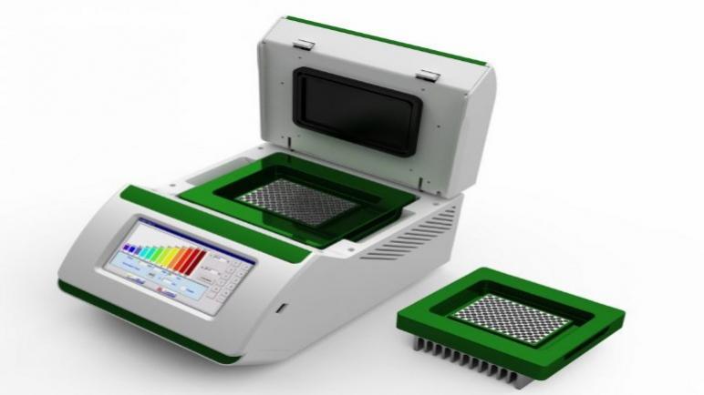 منظمة الصحة العالمية ومؤسسات انسانية تتبرع بجهاز PCR للكشف السريع عن الإصابة بفيروس كورونا لمشفى الشفاء في قطاع غزة
