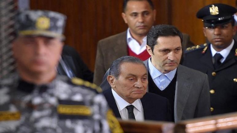 حماس تنفي اتهامات مبارك لها بإرسال 800 مسلح إلى مصر خلال ثورة يناير 2011