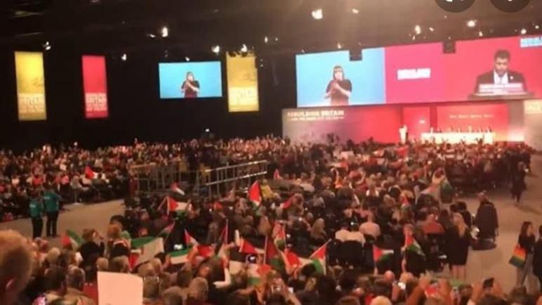 حزب العمال البريطاني: إسرائيل دولة فصل عنصري ويجب فرض العقوبات الإقتصادية عليها